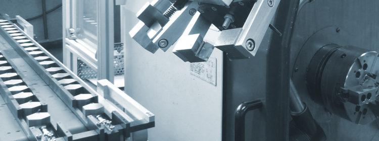 Automatisierte Maschinenbestückung